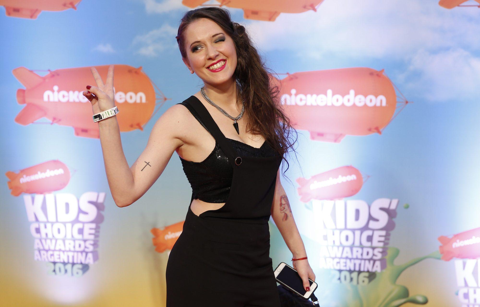 Youtuber Daiana Hernandez