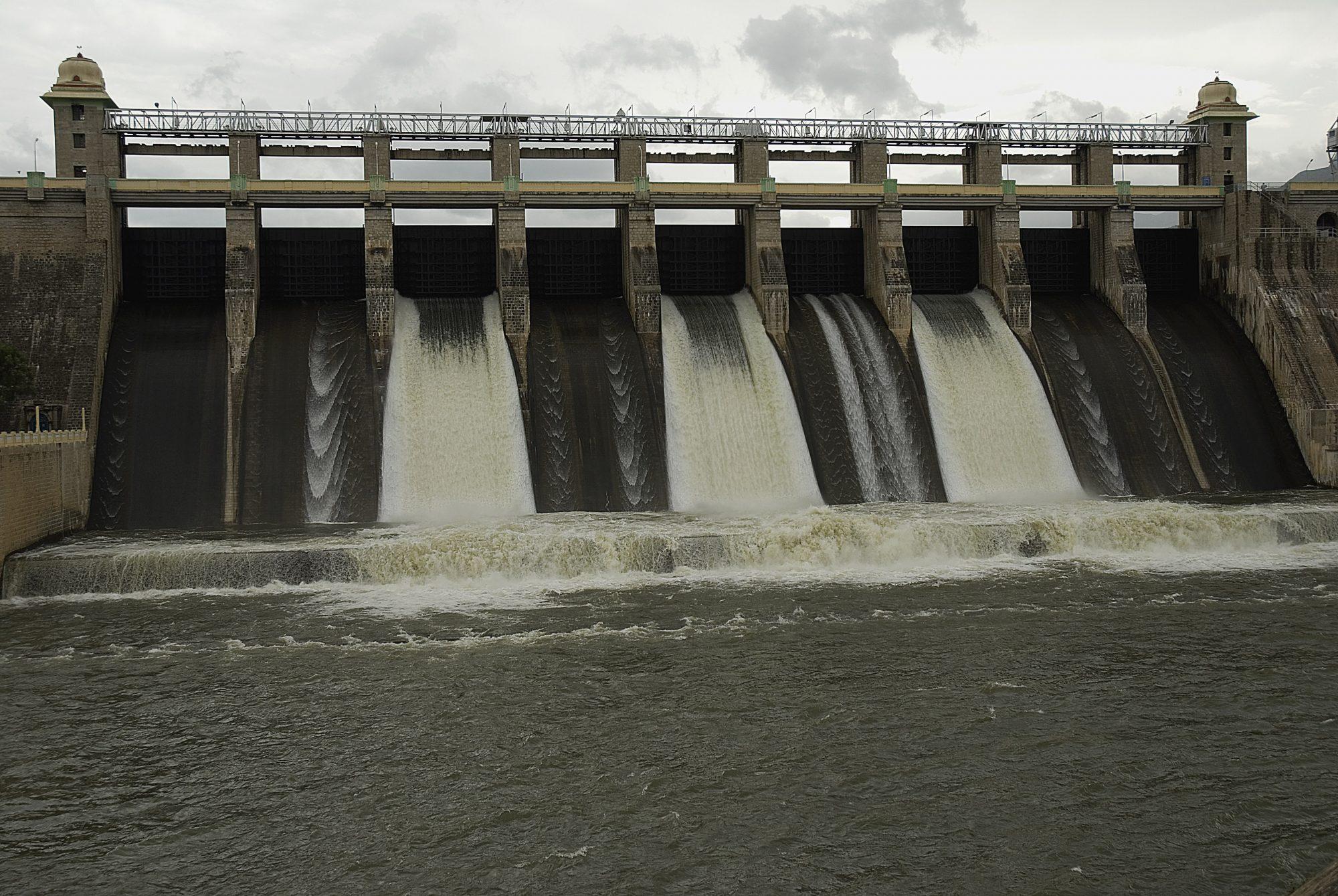Dam India