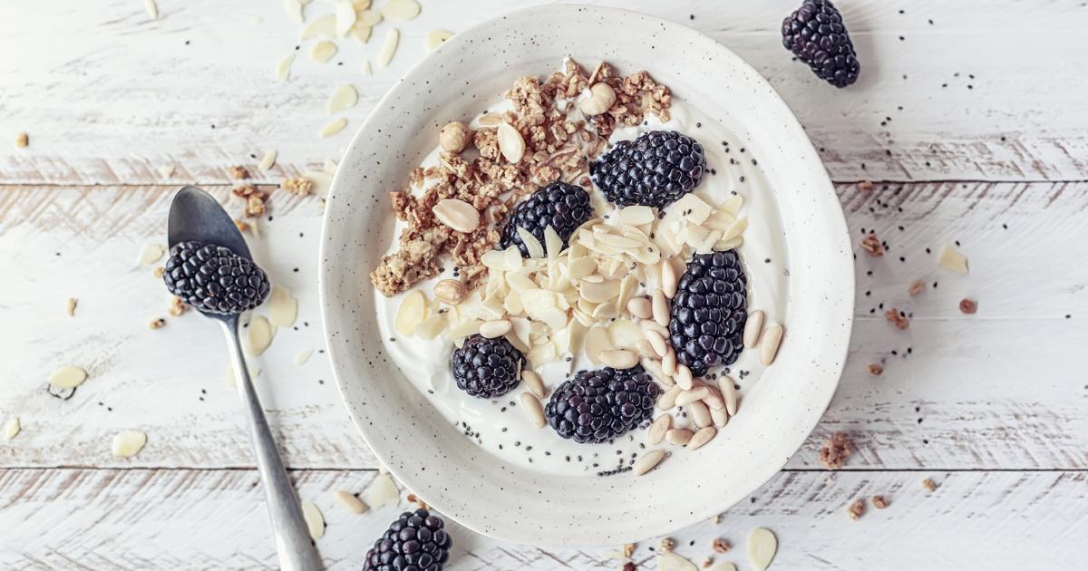 Desayuno para perder peso