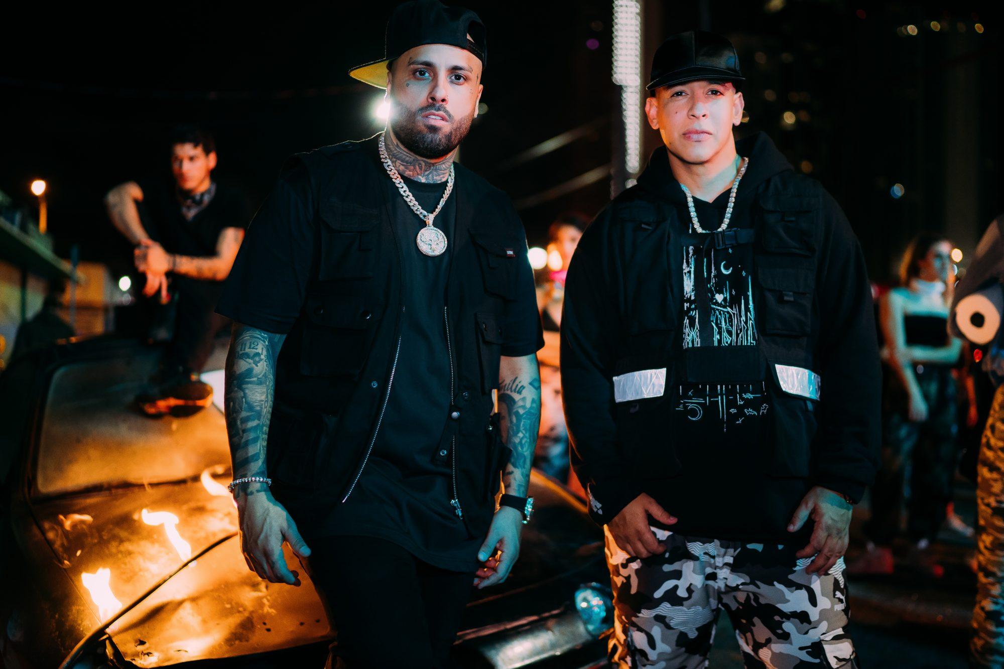 Nicky Jam and Daddy Yankee