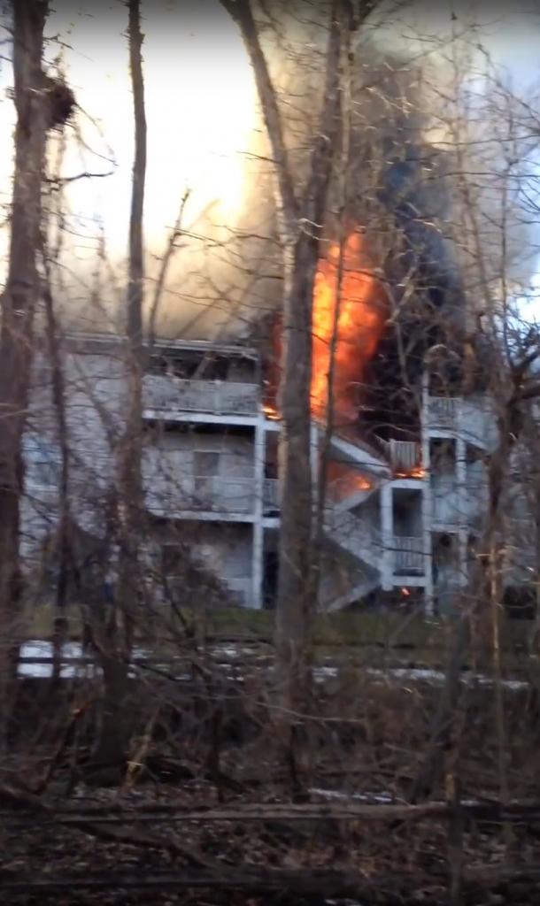 Fuego en Mahwah, NJ