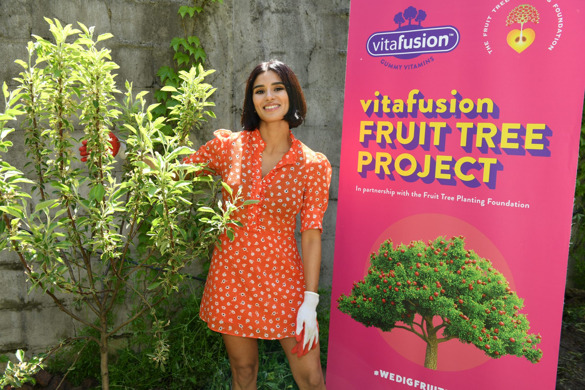 vitafusion™ Fruit Tree Planting Project