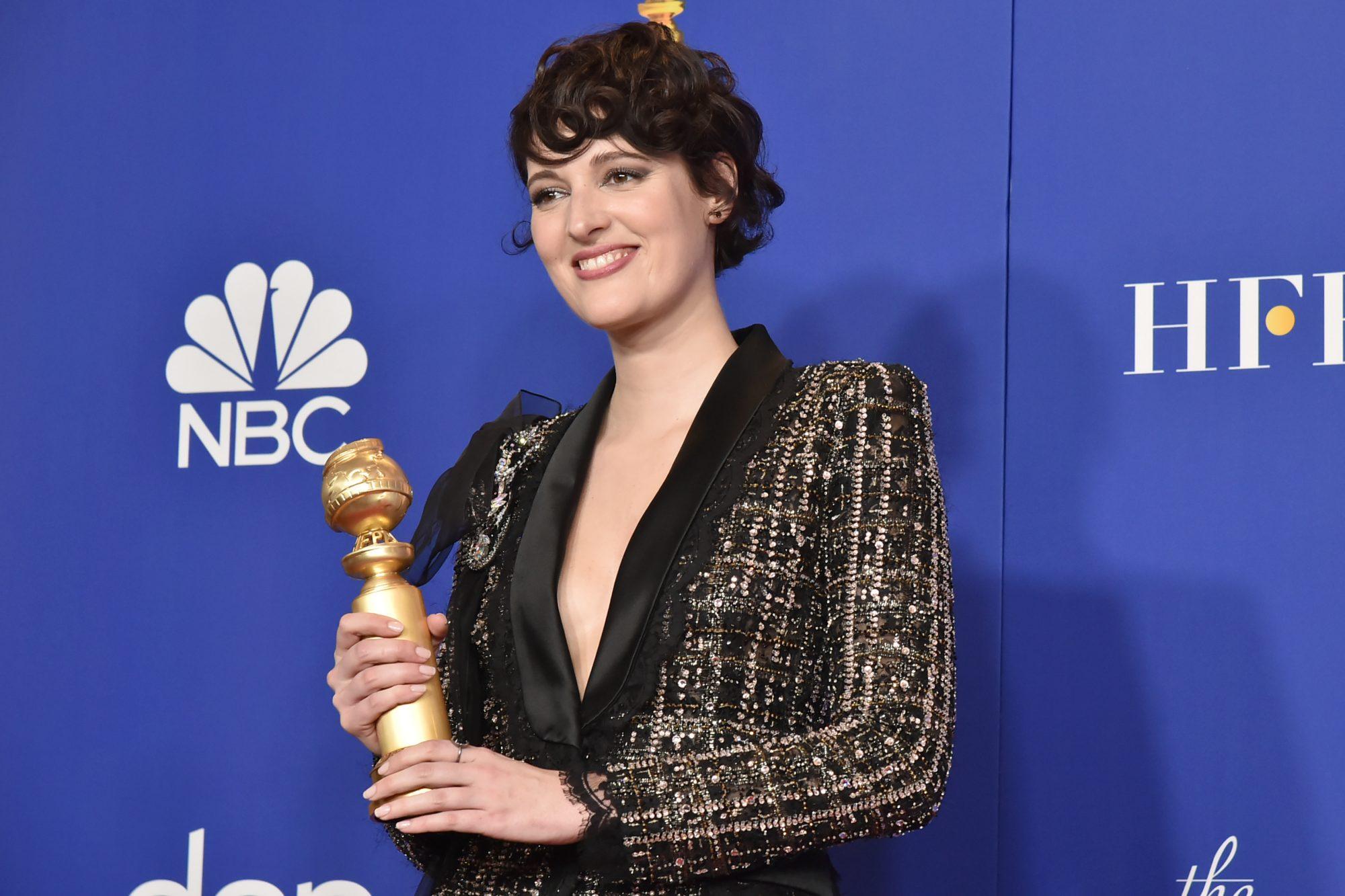 Phoebe Waller-Bridge, Golden Globes 2020