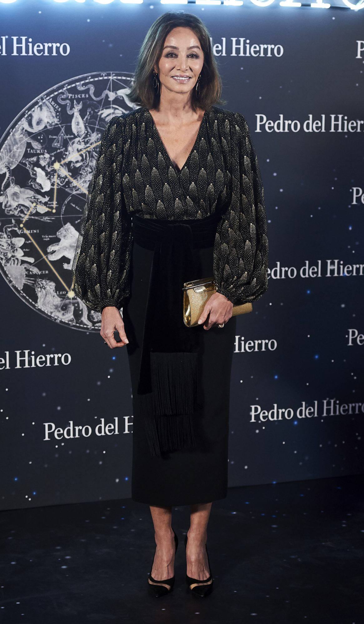 Pedro Del Hierro - Front Row - Mercedes Benz Fashion Week Madrid Autumn/Winter 2020-21