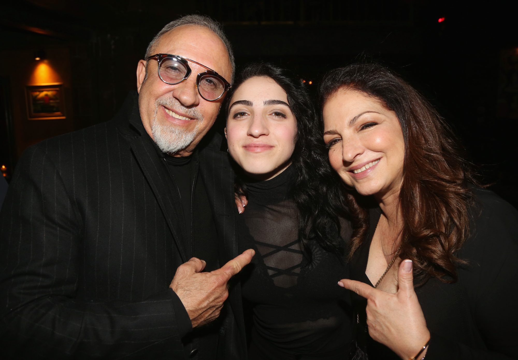 """Emily Estefan NYC Debut Of """"Take Whatever You Want"""""""