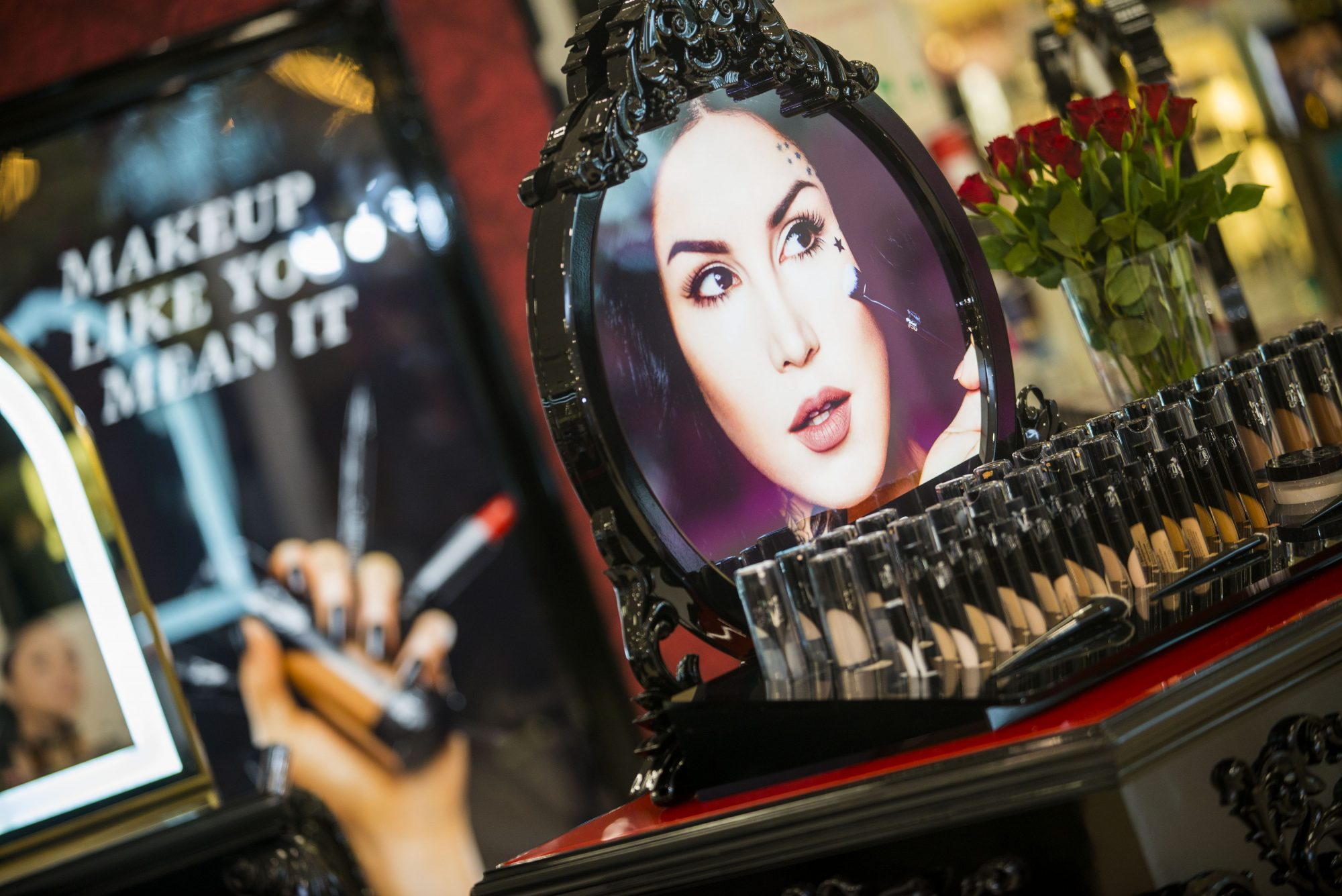 Kat Von D Beauty Launches In Debenhams, Silverburn