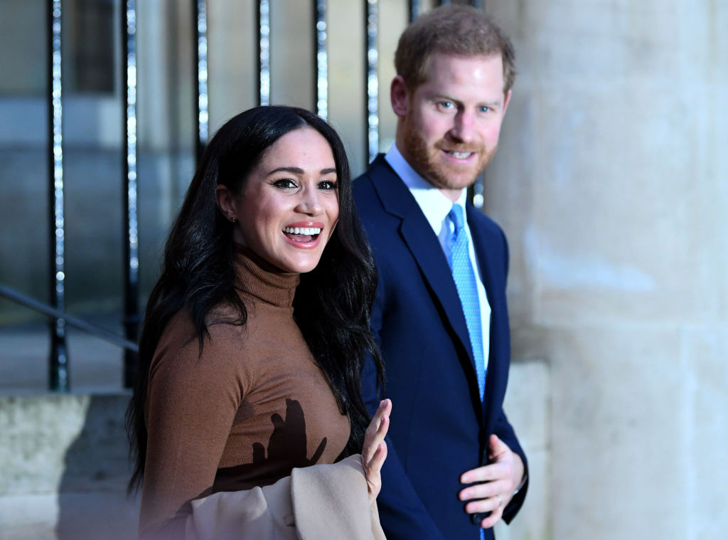 Meghan Markle Príncipe Harry