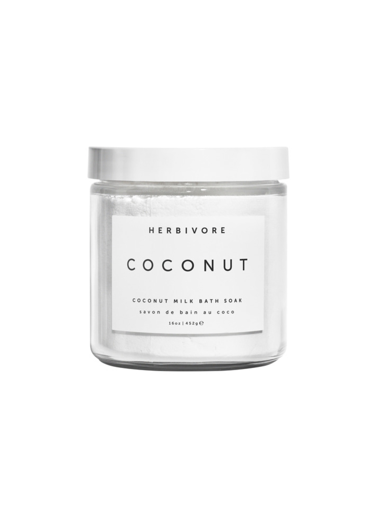 Herbivore coconut bath milk