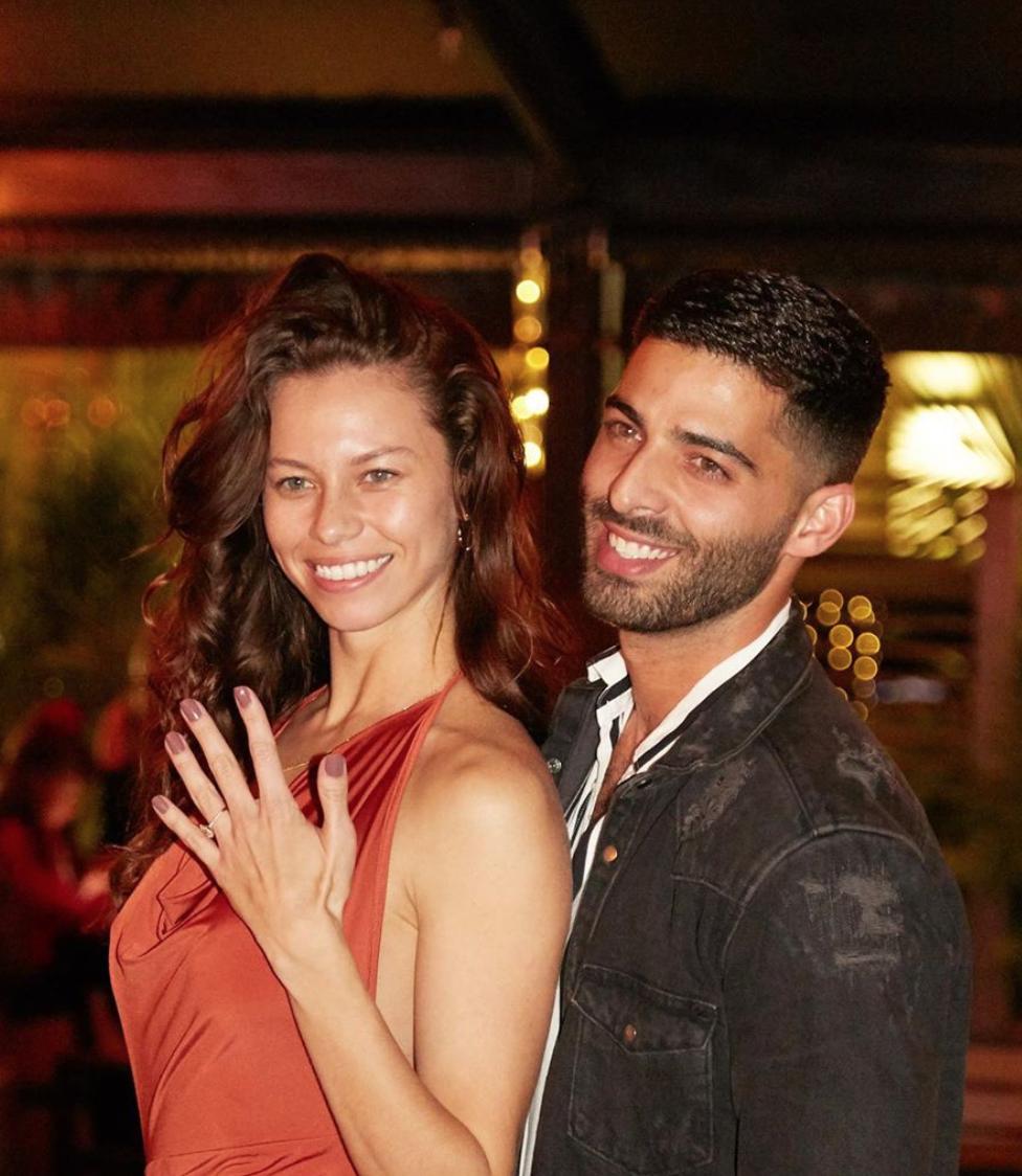 Janaina y Jason Canela se comprometen