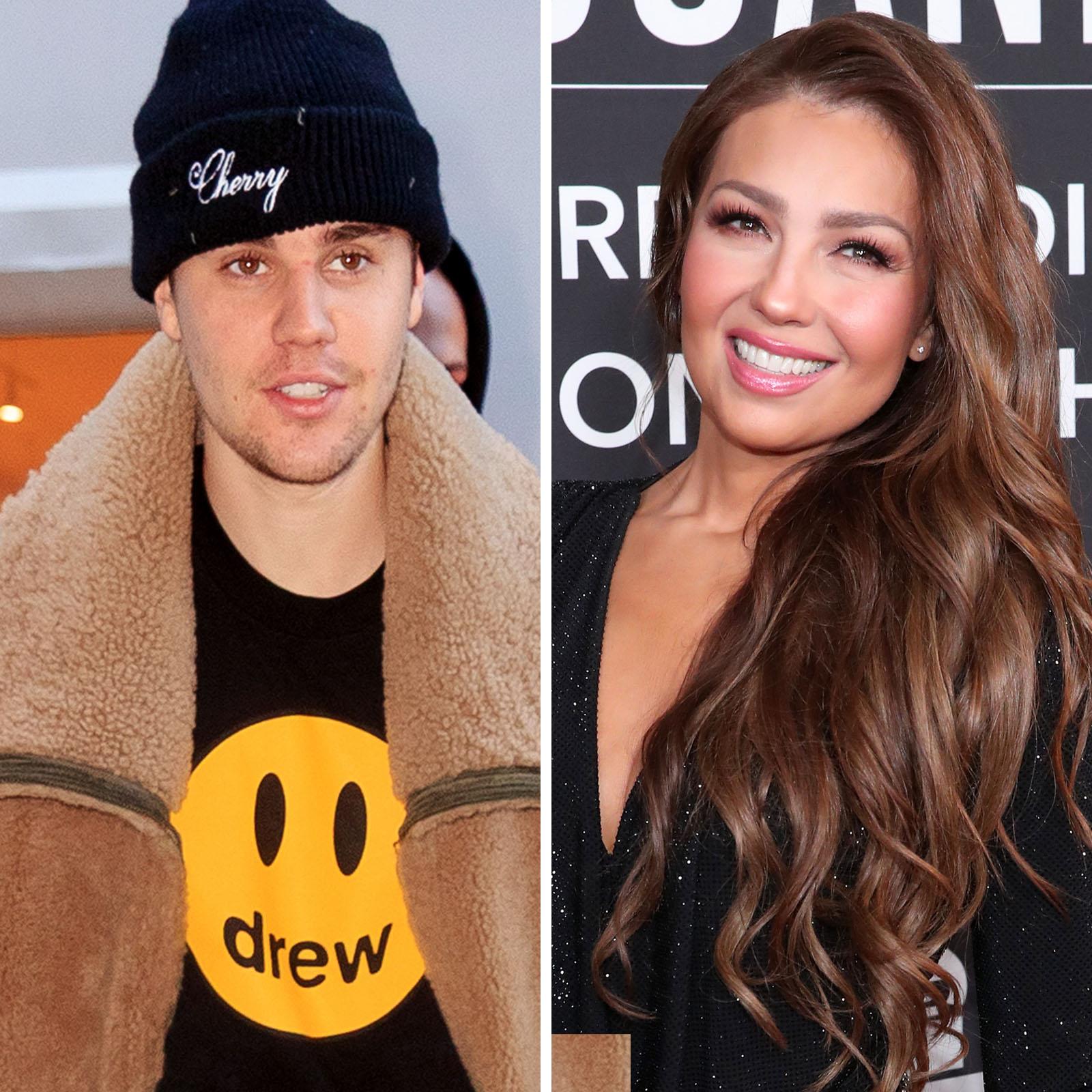 Justin Bieber y Thalia lyme disease