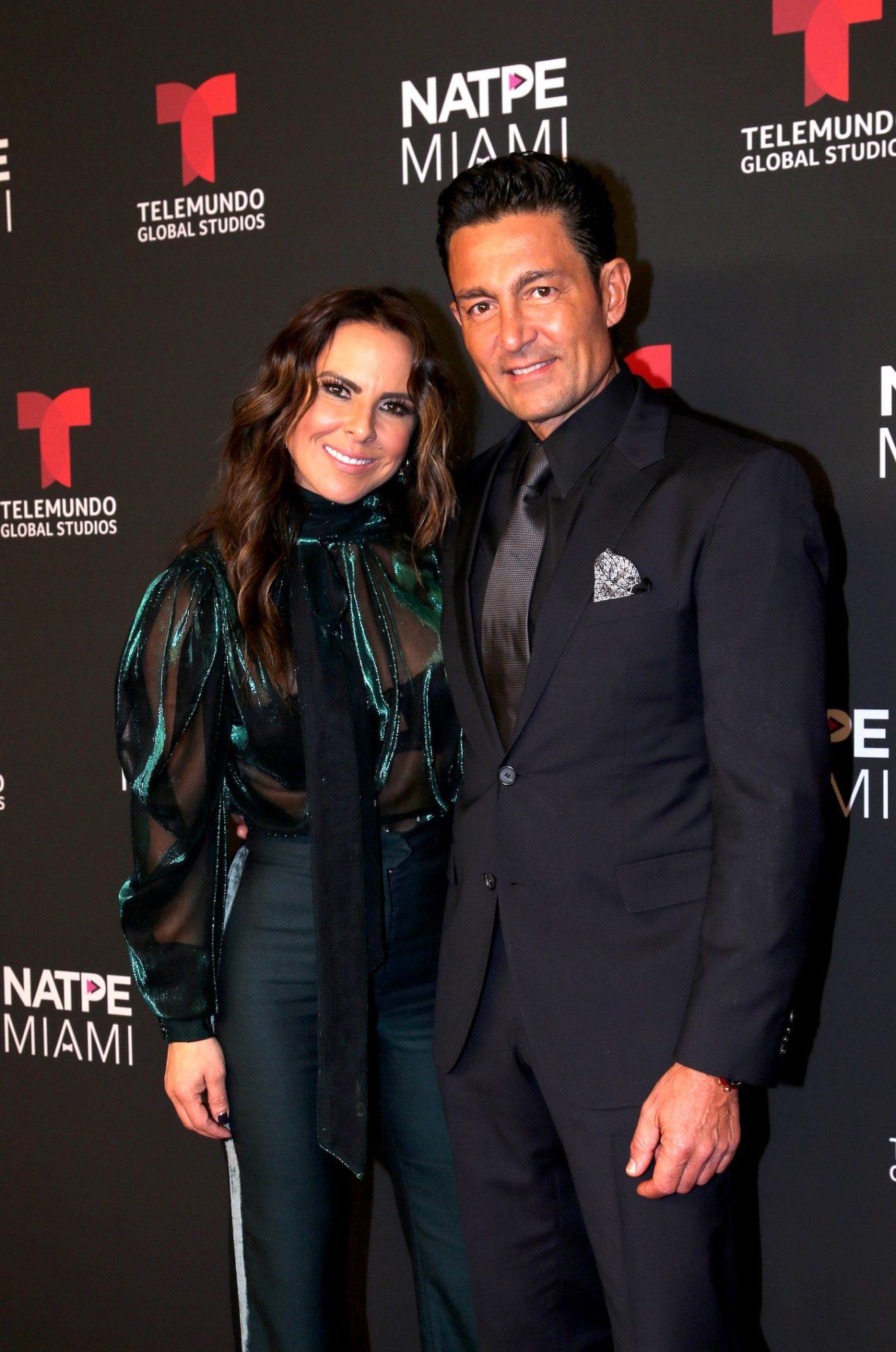 Kate del Castillo, Fernando Colunga