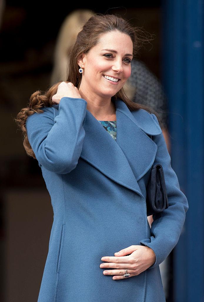 Kate Middleton embarazada