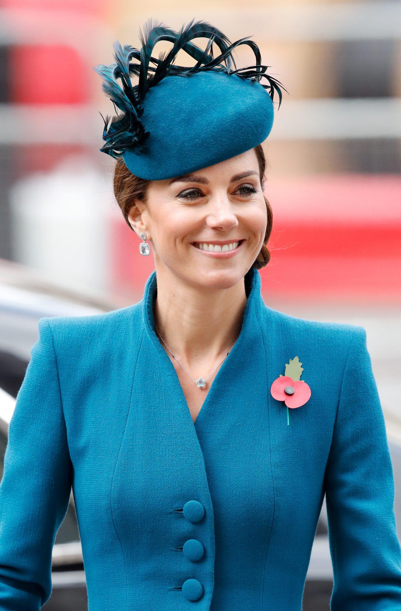 Kate Middleton, sombreros, cumpleaños
