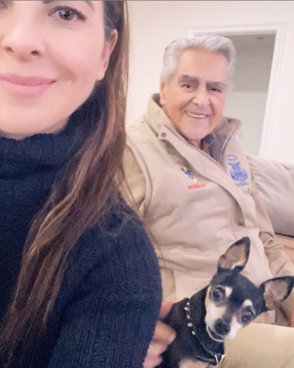 Kate del Castillo, Eric del Castillo, Lola