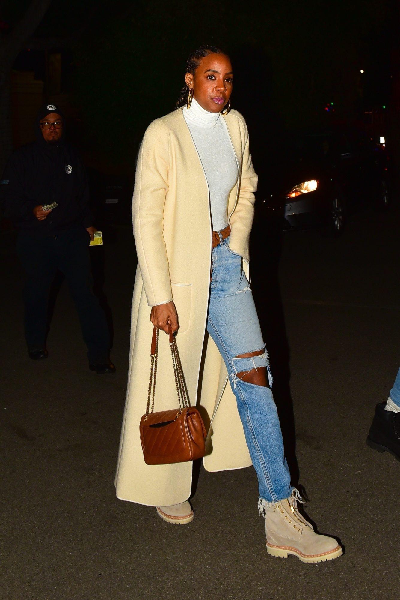 Kelly Rowland, looks