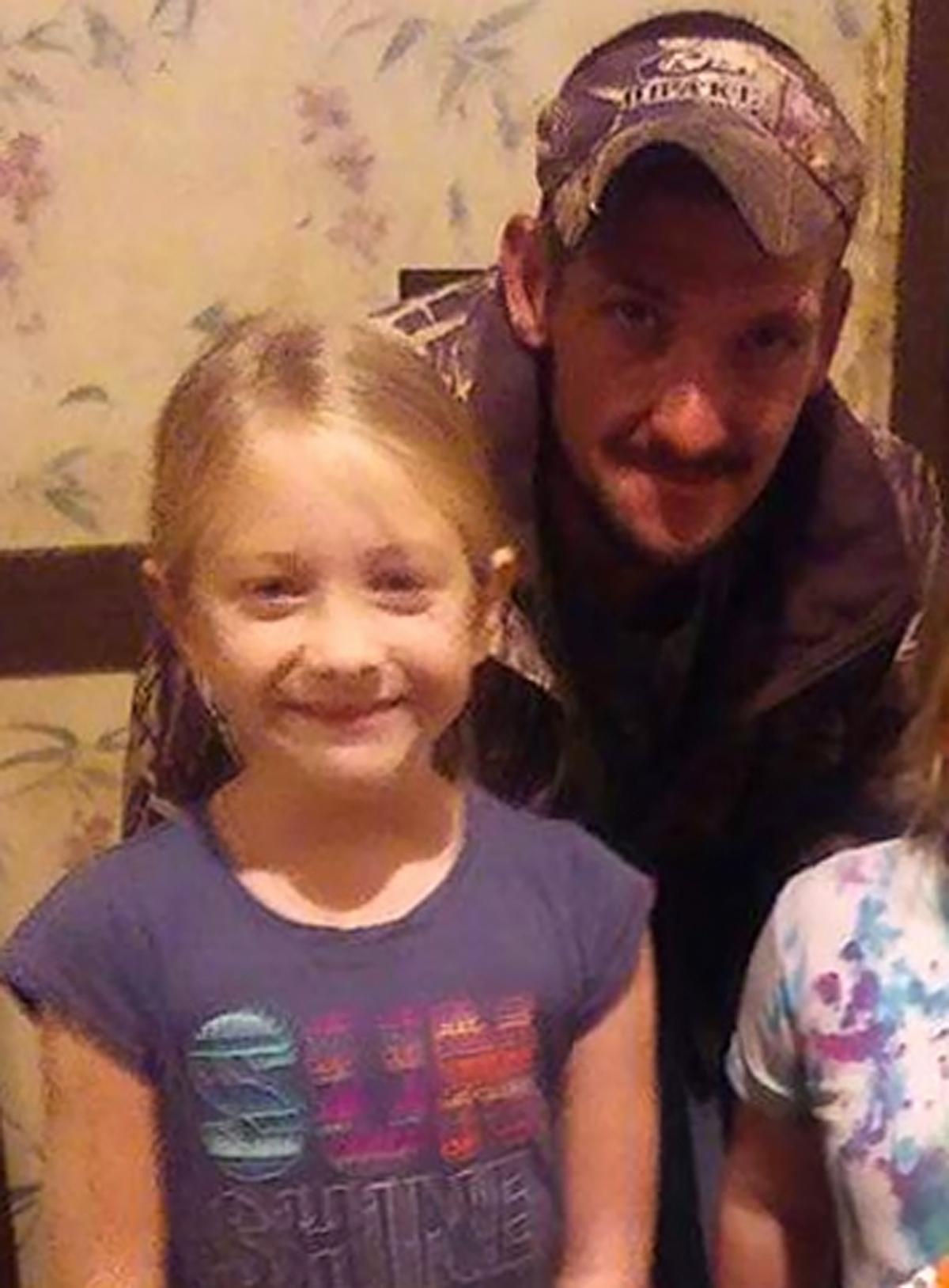 Padre e hija muertos accidente caza