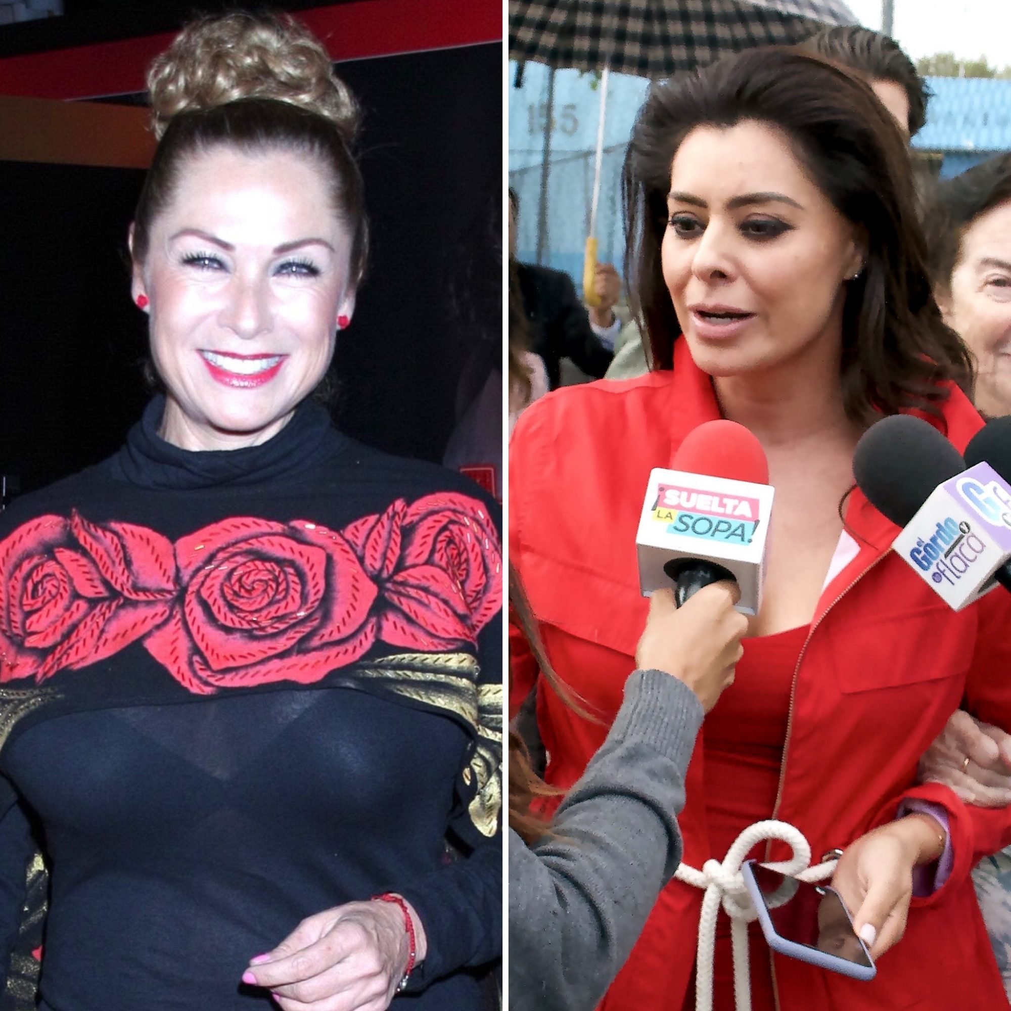 Leticia Calderon y Yadhira Carrillo