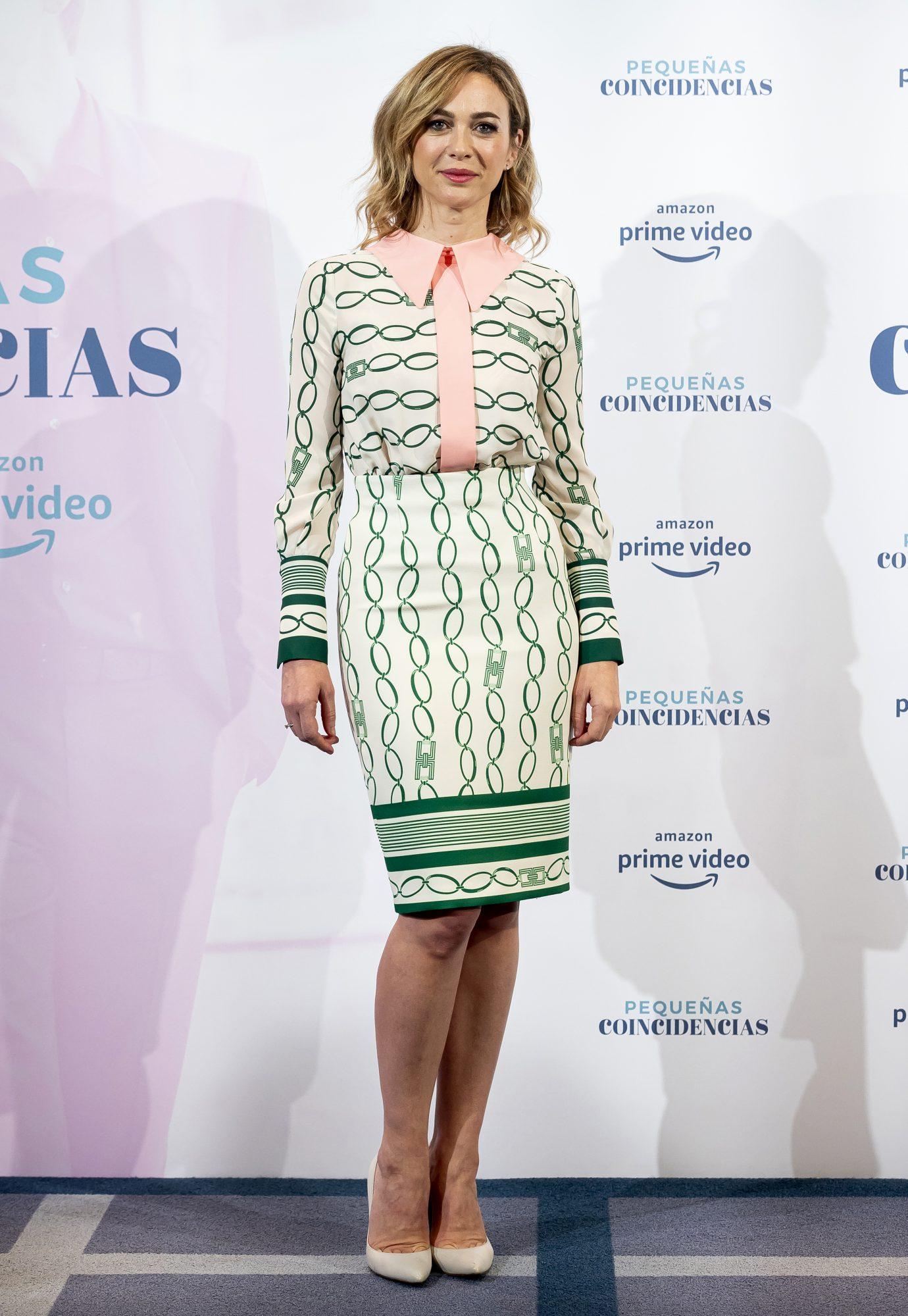 Marta Hazas, looks