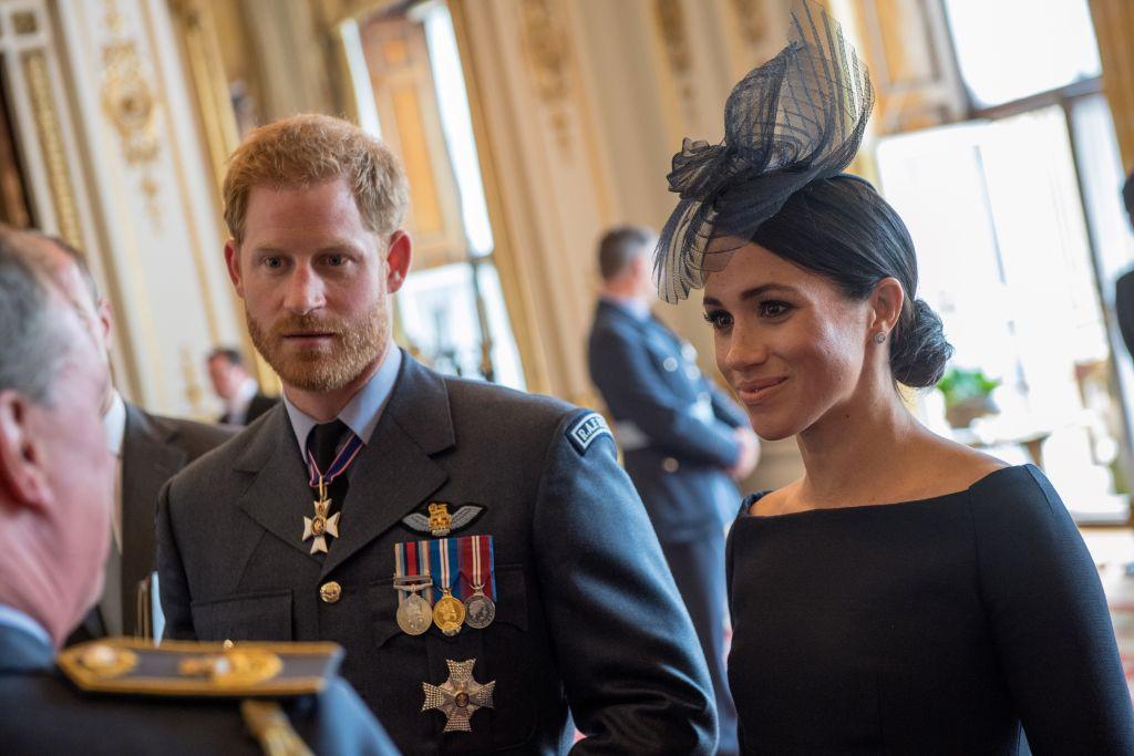 príncipe Harry Meghan Markle