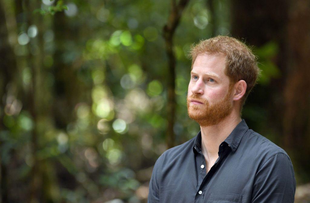 príncipe Harry duque Sussex