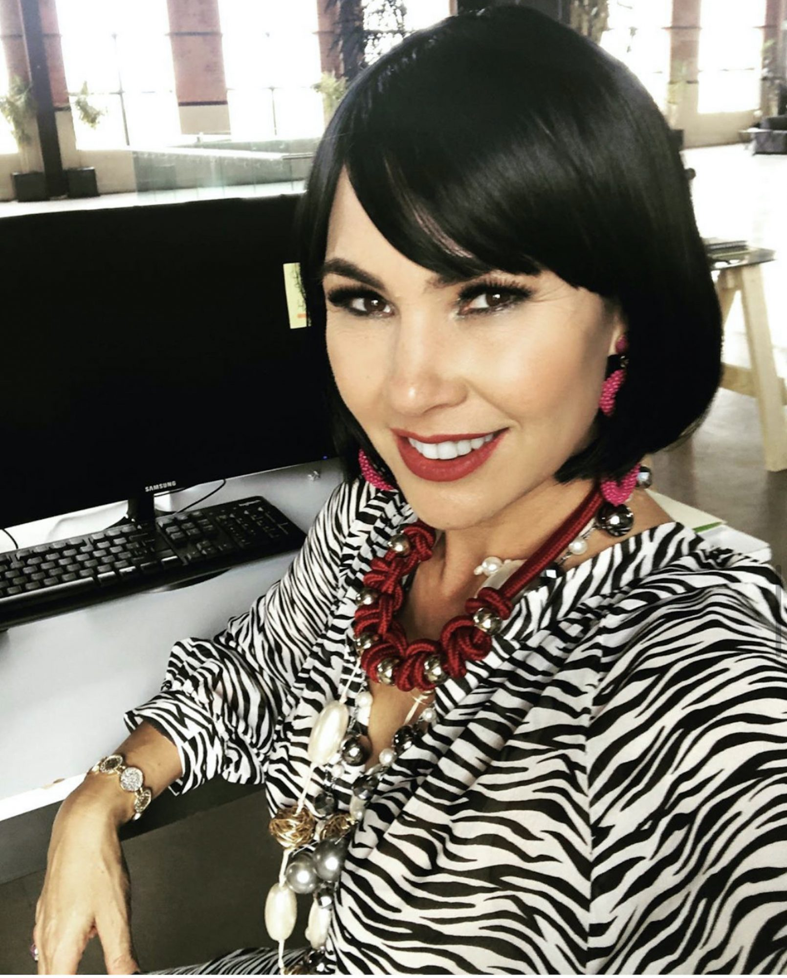 Paola Toyos en Rubi 2