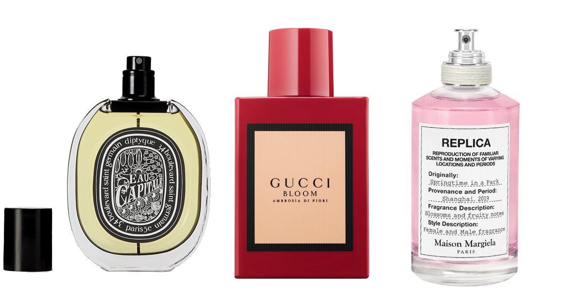 Perfumes nuevos