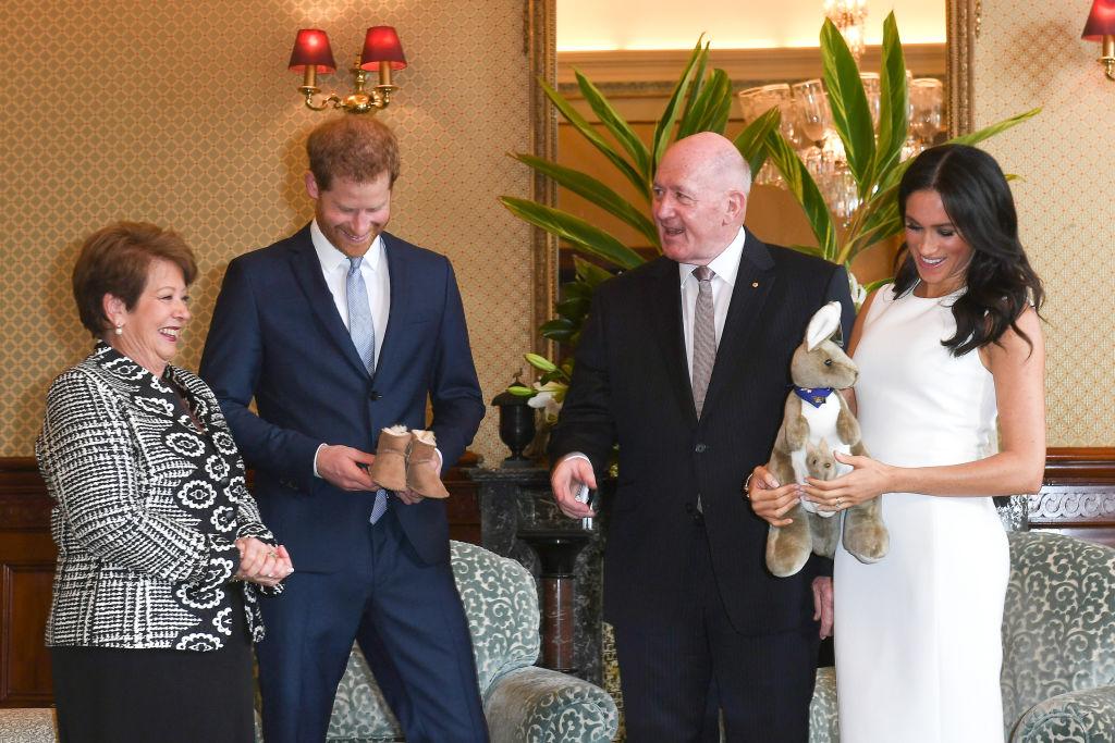 Principe Harry Meghan Markle Australia