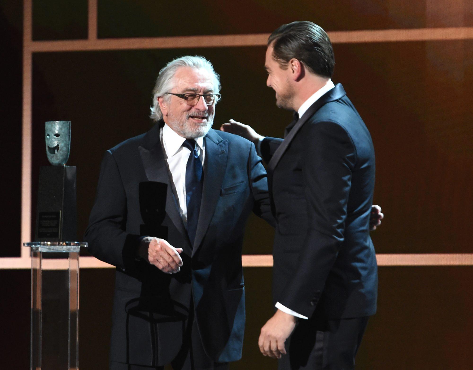 26th Annual Screen ActorsGuild Awards - Inside