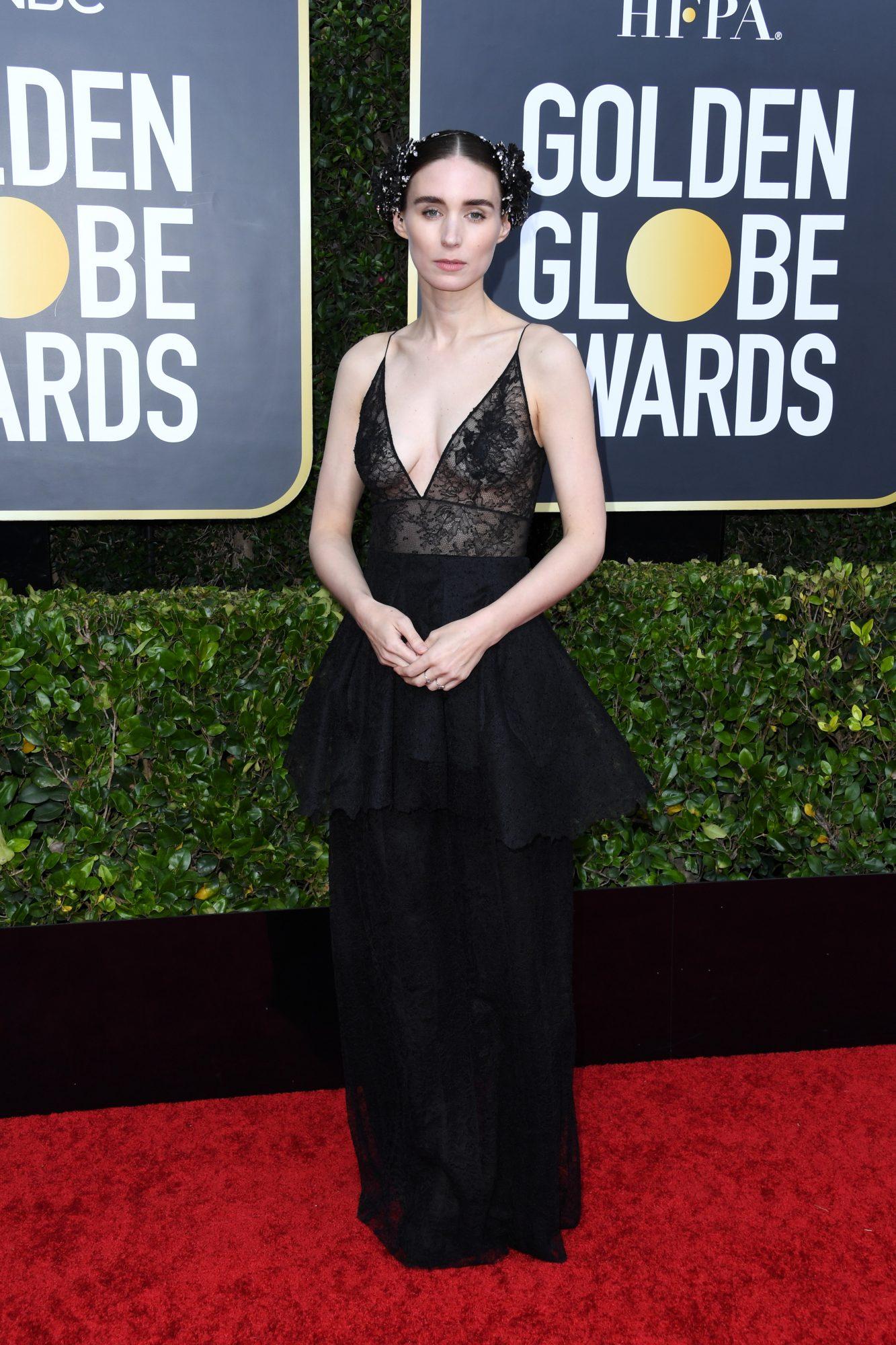 Rooney Mara Alfombra Roja Golden Globes 2020