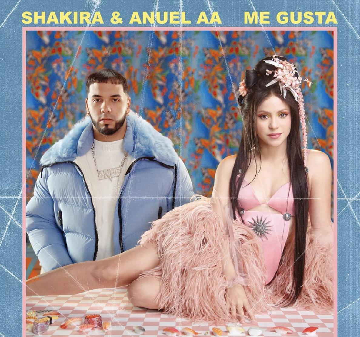 Shakira And Anuel AA
