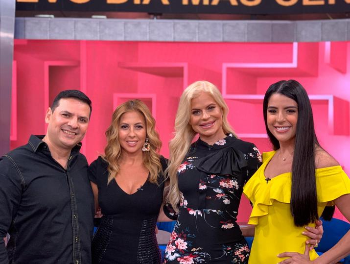Kerly Ruiz, Francesca Cruz, Chiquibaby, Fabiola Malka, Javier james