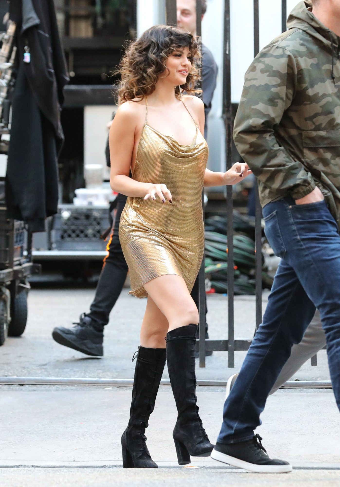 Selena Gómez nuevo video los angeles