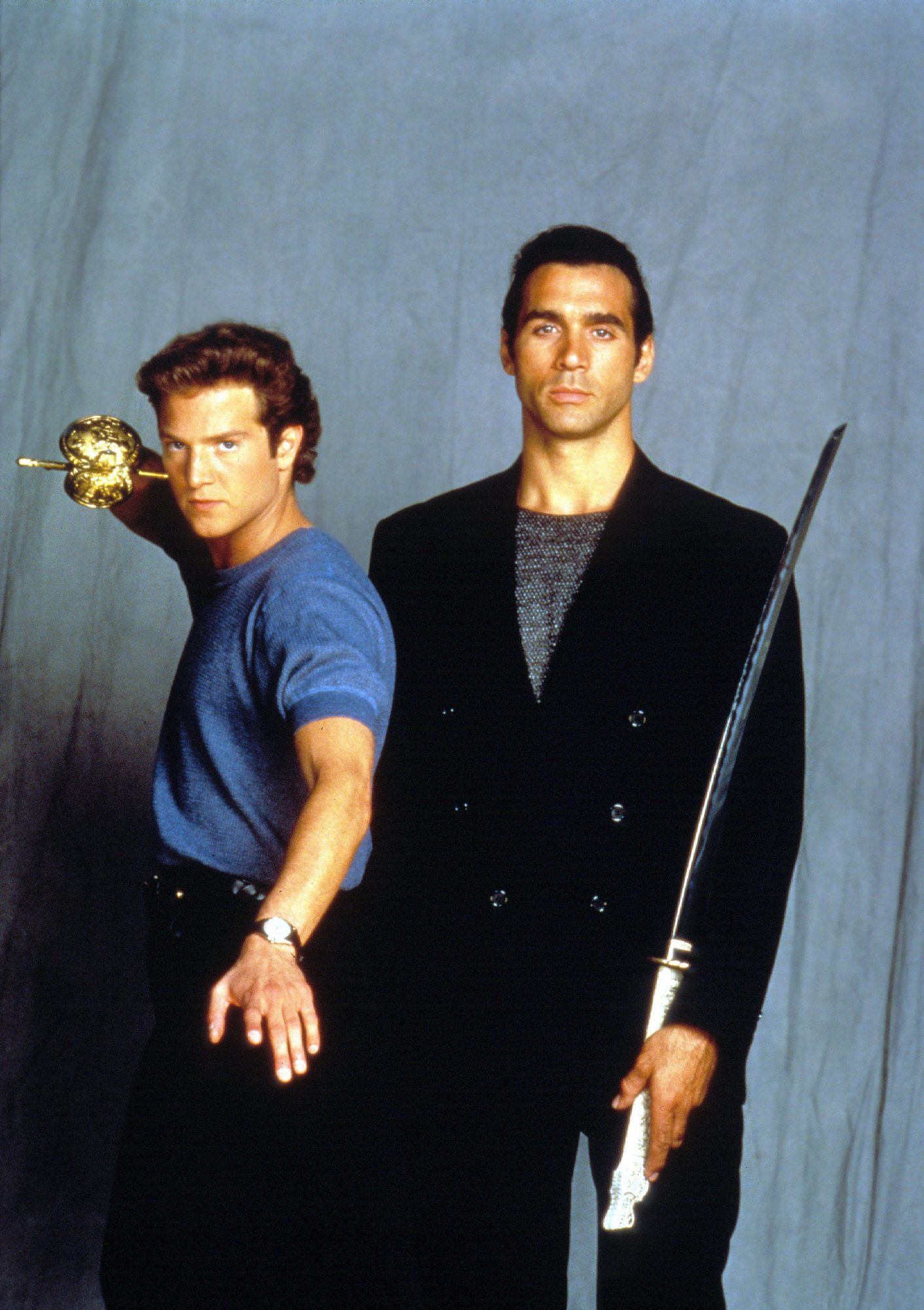 Highlander , Stan Kirsch, Adrian Paul