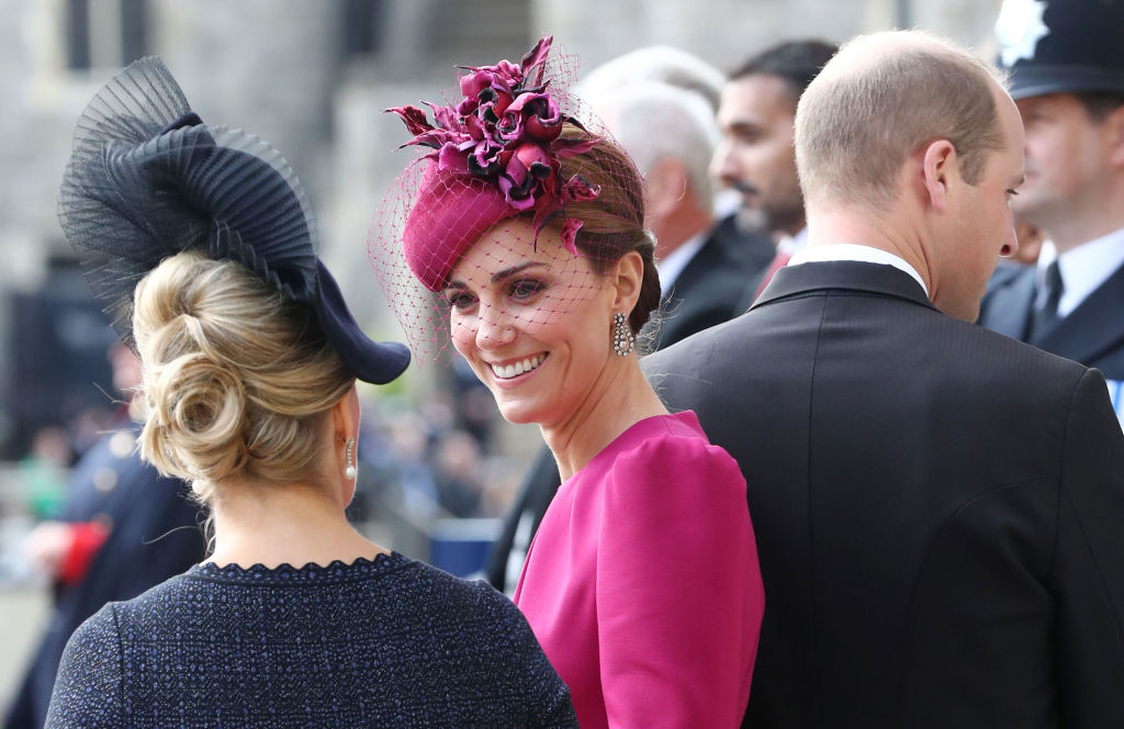 Sofía de Wessex y Kate Middleton