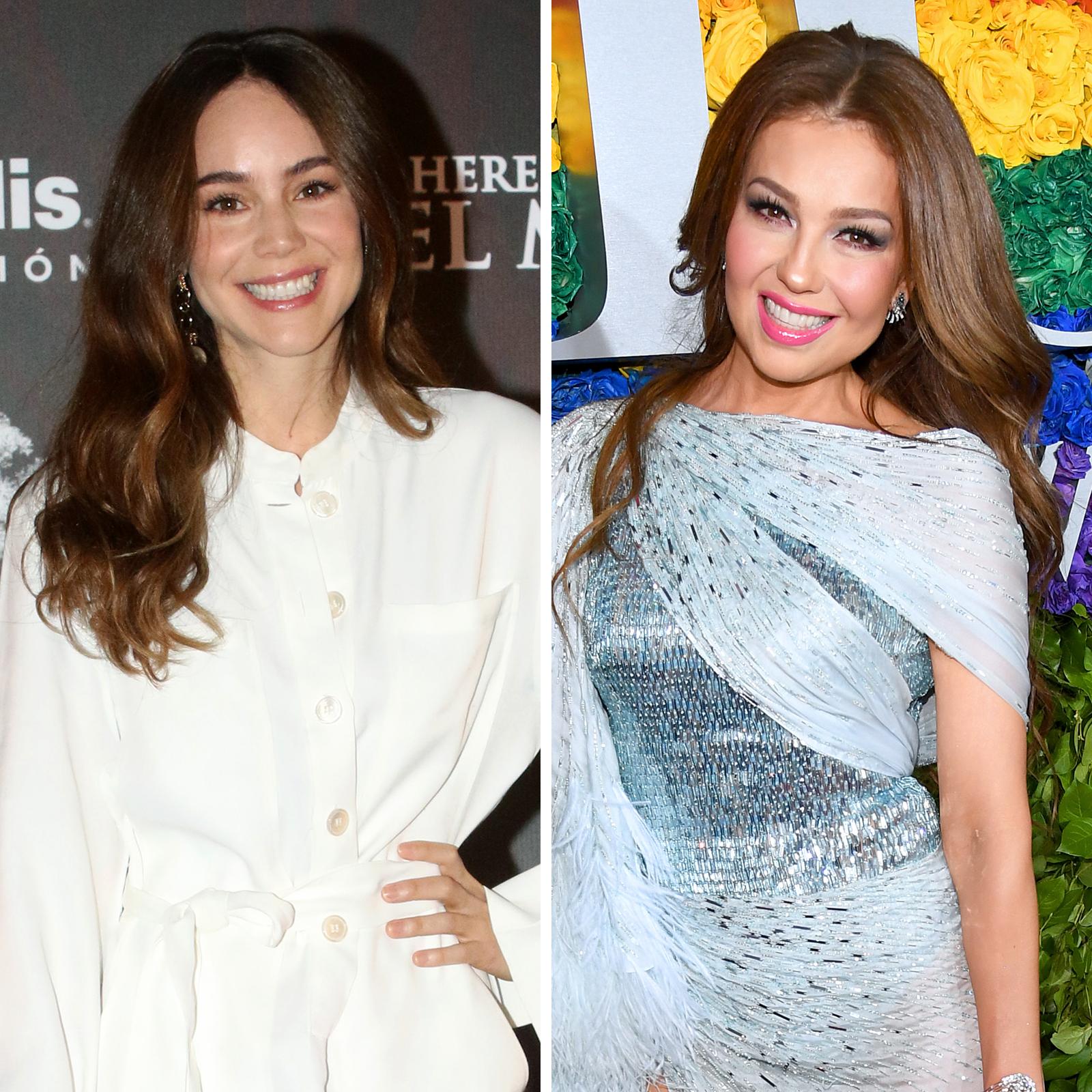 Camila Sodi y Thalia
