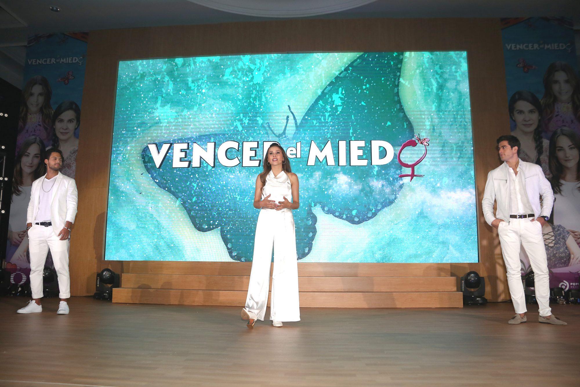 'Vencer el Miedo' Soap Opera Presentation