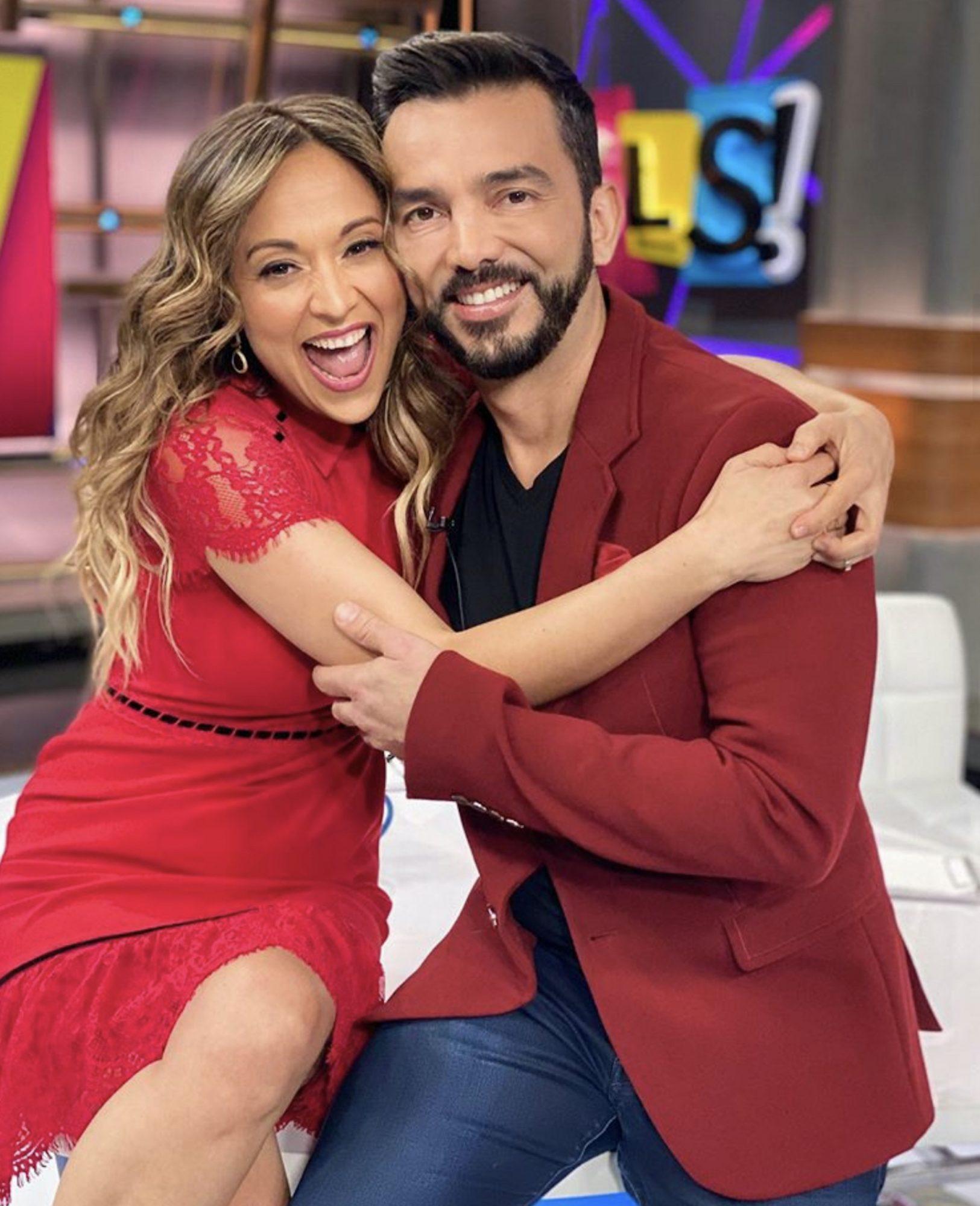 Veronica Bastos y Juan Manuel Cortes 2