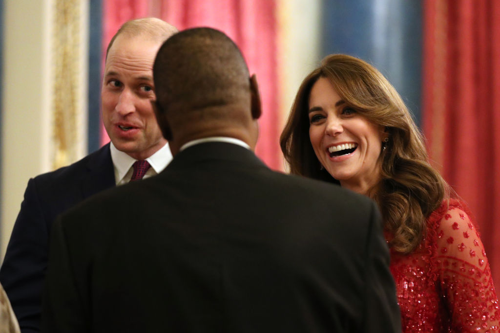príncipe William Kate Middleton