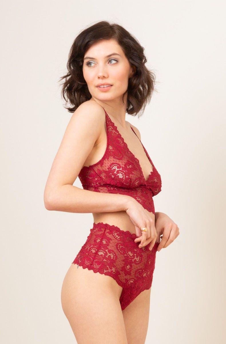 San Valentín lencería sexy