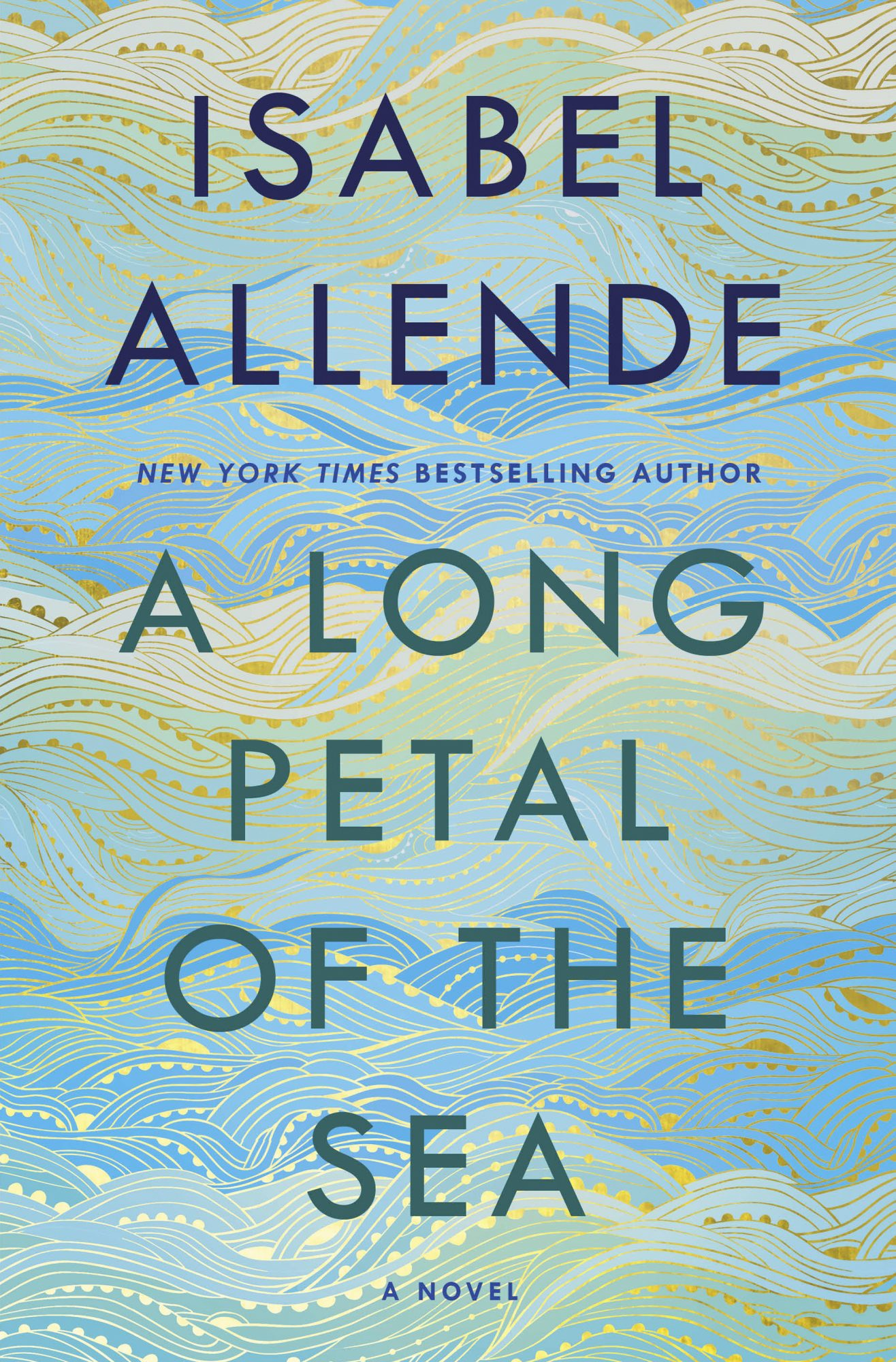 Isabel Allende - A long Petal Of the sea