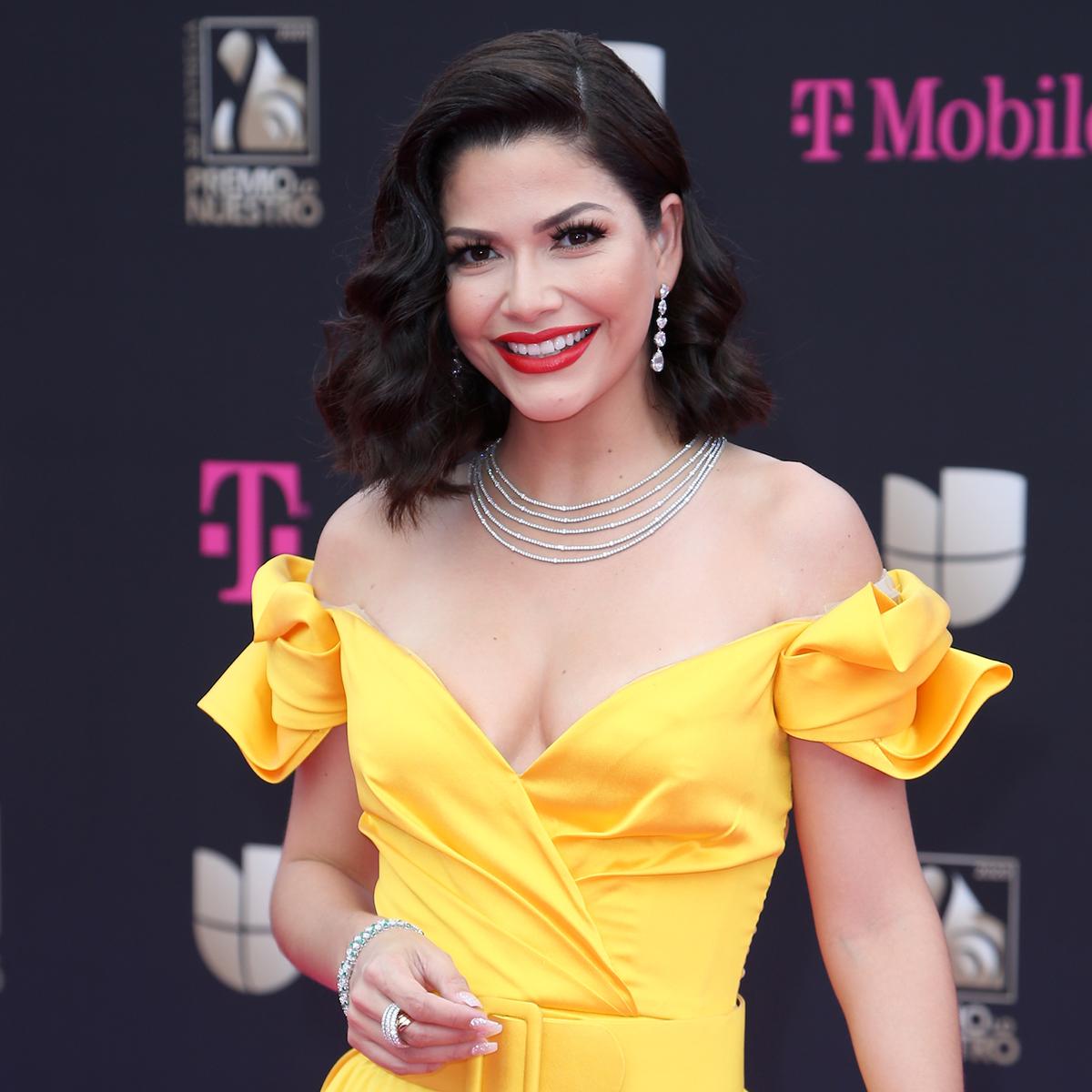 Ana Patricia, premio lo nuestro, 2020, mejores looks de belleza