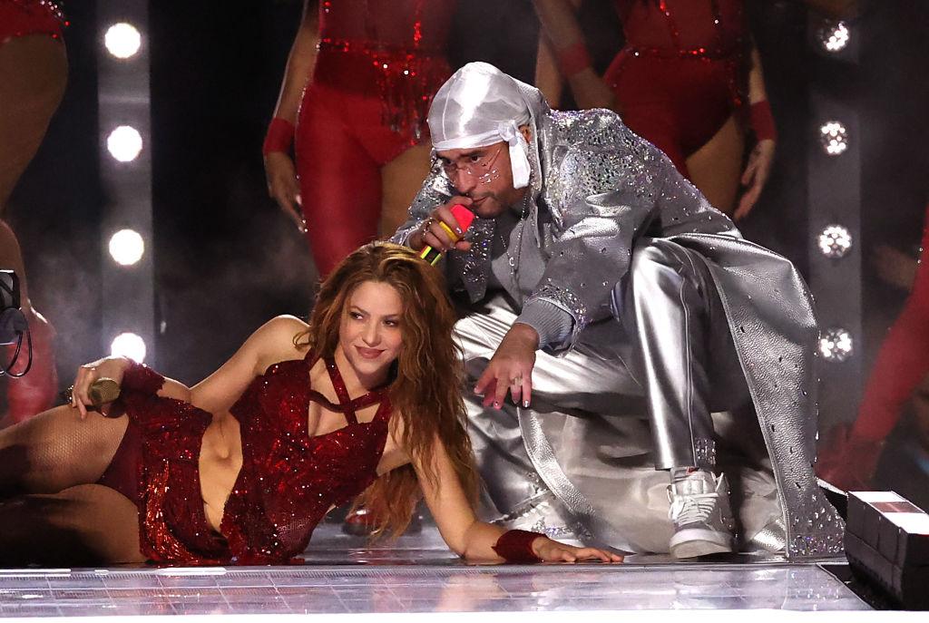 Shakira Bad Bunny Super Bowl