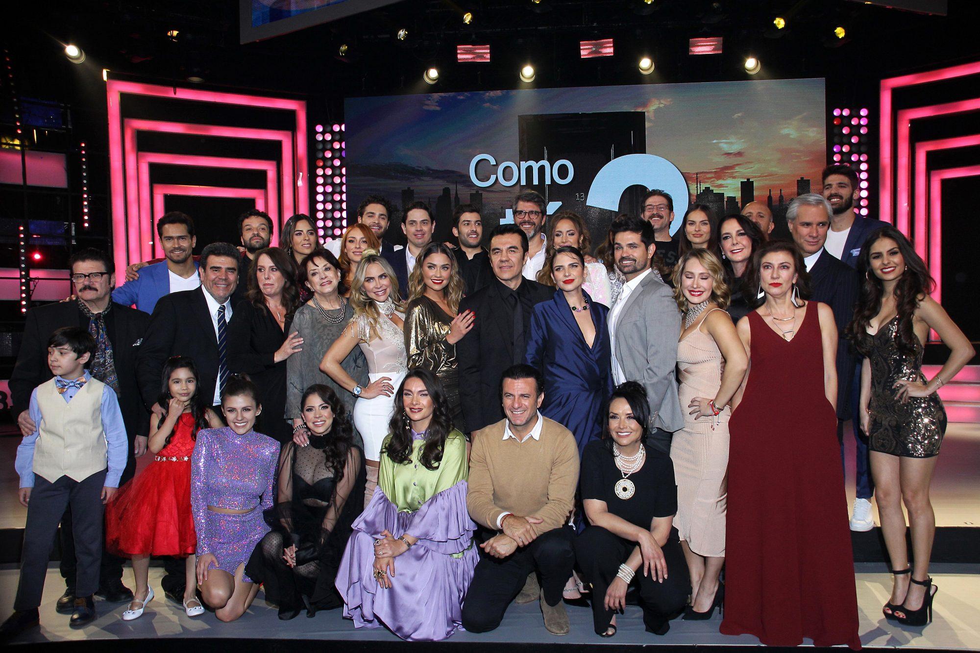 Adrián Uribe, Ferdinando Valencia y más participan en la telenovela Como tú no hay 2