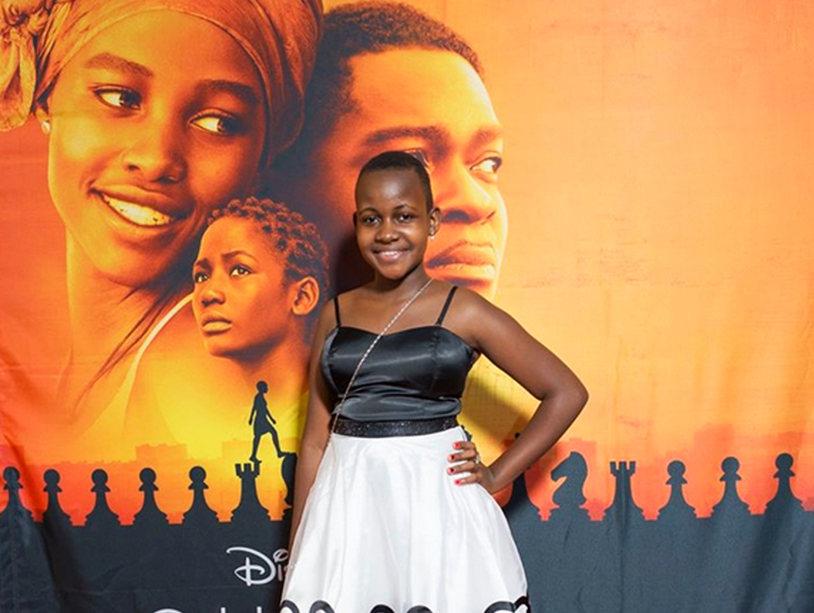 Nikita Waligwa Disney Queen of Katwe