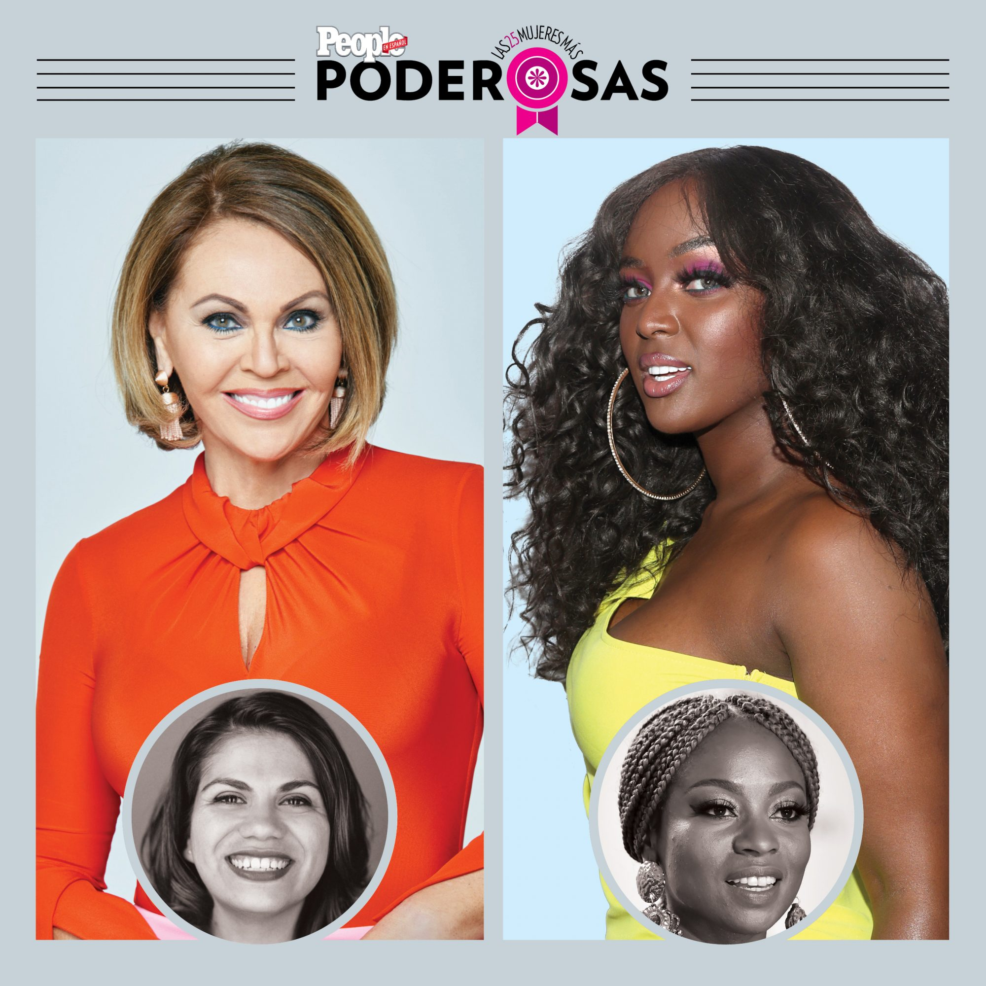Poderosas, Astrid Silva, Goyo Martinez