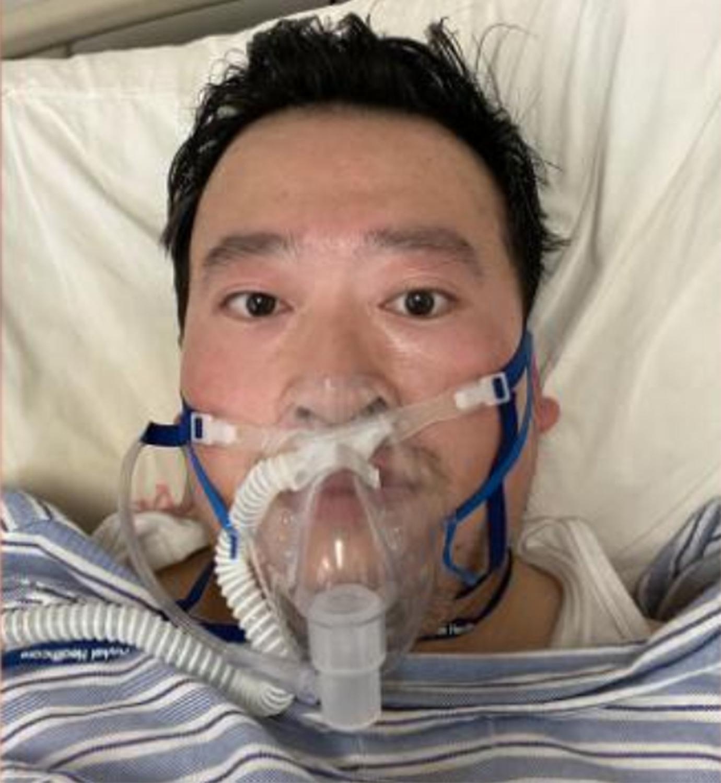 Dr. Li Wenliang coronavirus whistleblower diesCredit: Weibo