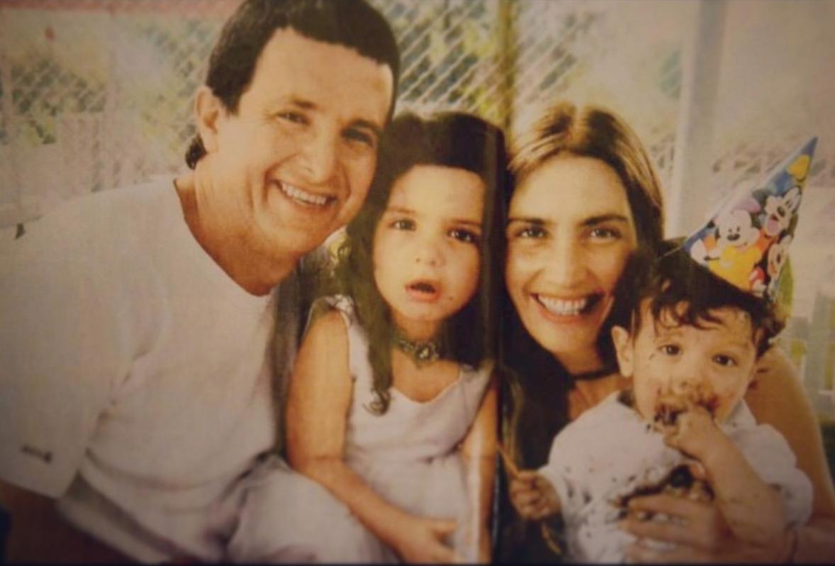 La hija de Carina Ricco y del fallecido actor Eduardo Palomo