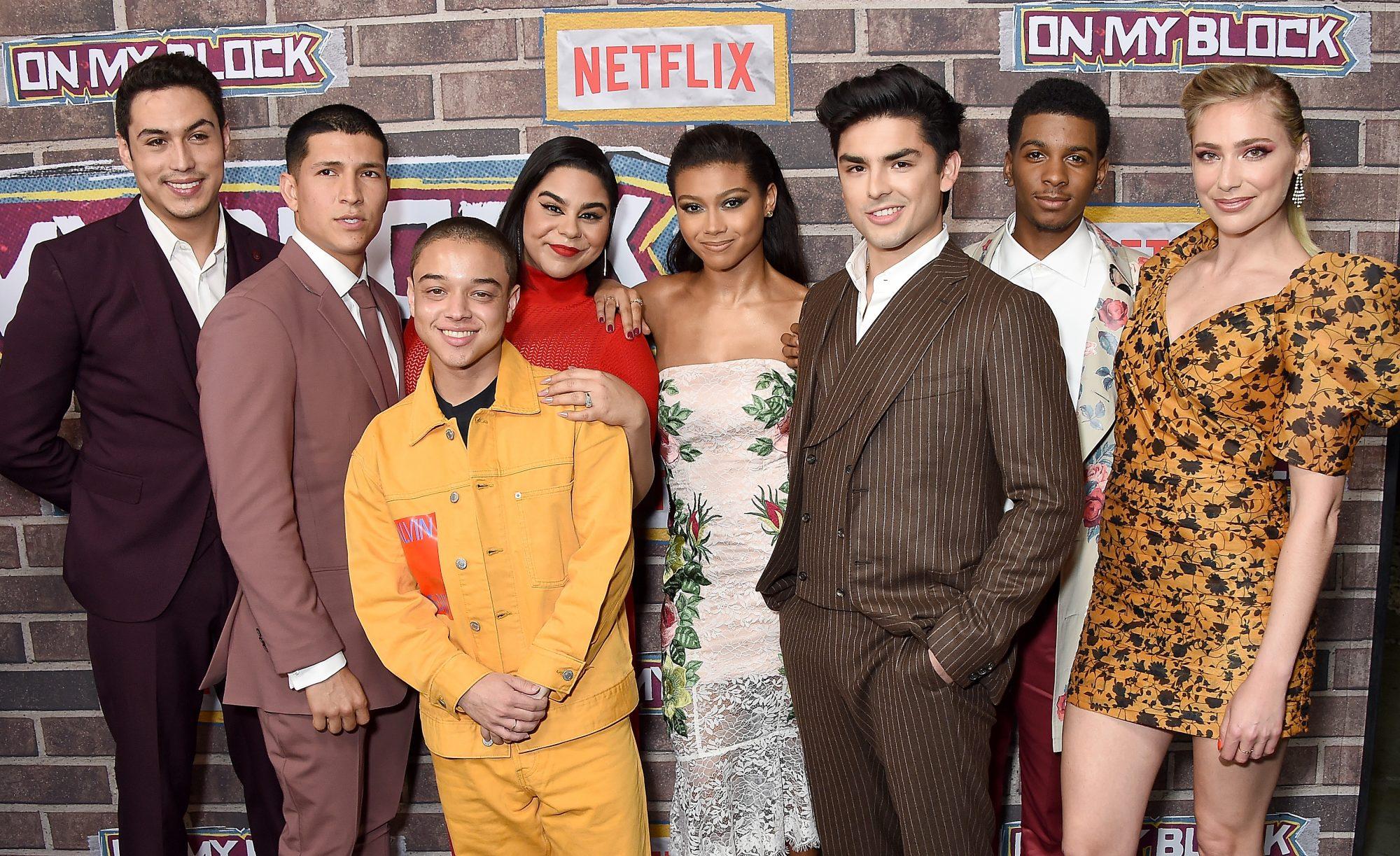 "Premiere Of Netflix's ""On My Block"" Season 2 - Arrivals"