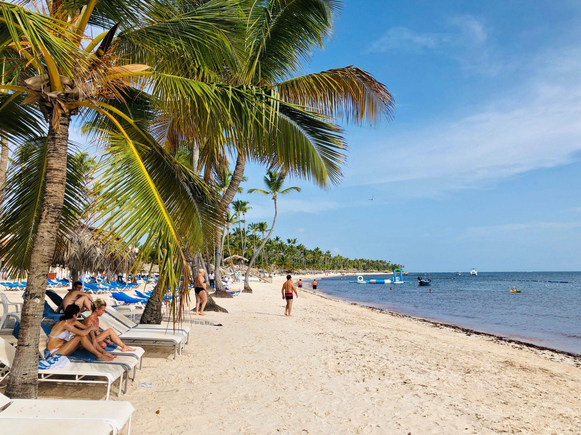 DOMINICAN REP-TOURISM-PUNTA CANA