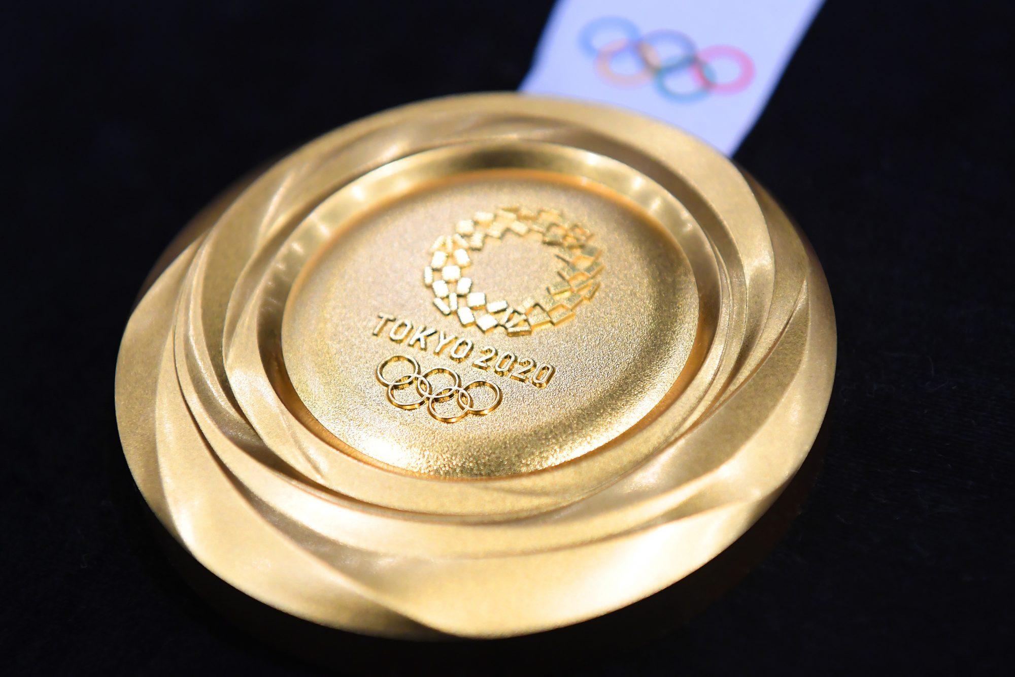 Medalla de Tokyo 2020
